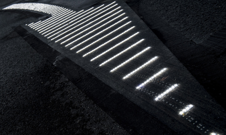 Fleche-rabattement-LED